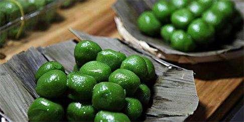清明菜——青团来历典故---千米饮食网