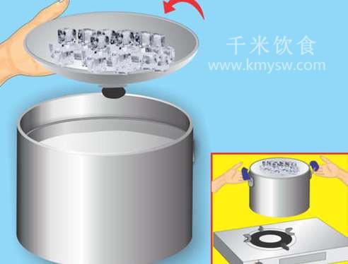 蒸馏水是什么-在家怎么做蒸馏水---千米饮食网