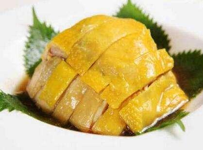 东江盐鸡的做法及介绍---千米饮食网