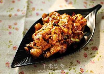 湘菜美食:左宗棠鸡的典故来历