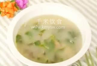 奶汤双味的做法,奶汤双味怎么做好吃