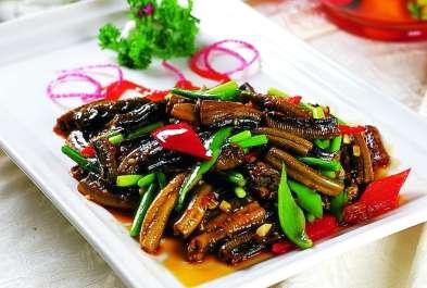 吃鳝鱼的来历传说---千米饮食网(www.kmysw.com)