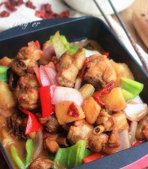 新疆大盘鸡的做法及来历典故传说---千米饮食网