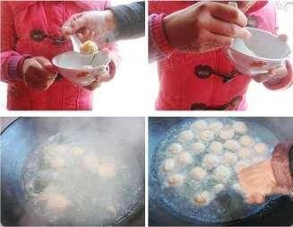 舌尖上的淮安钦工肉圆的做法,钦工肉圆怎么做?