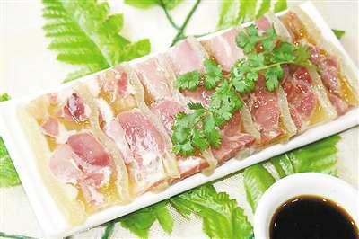 """张果老与""""镇江肴肉""""的传说---千米饮食网"""