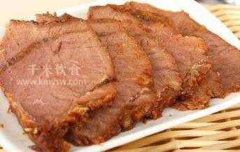平遥熟牛肉的做法及介绍---千米饮食网