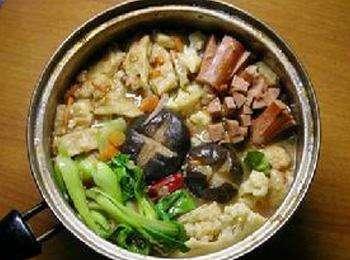 攒丝杂烩的做法及介绍---千米饮食网(www.kmysw.com)