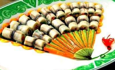 鸡卷的做法及介绍---千米饮食网(www.kmysw.com)