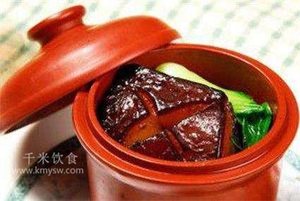 东坡烧肉十三字诀 人间美味不二法门---千米饮食网