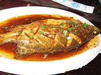 家常熬鳜鱼的做法及介绍