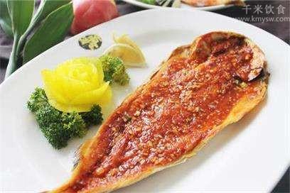 烤明太鱼的做法及介绍
