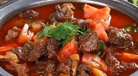 牛肉铁锅的做法及介绍