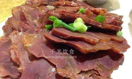 五香酱驴肉的做法及介绍