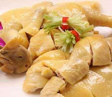 清烹沙半鸡的做法及介绍