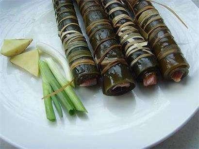 酥海带的做法及介绍