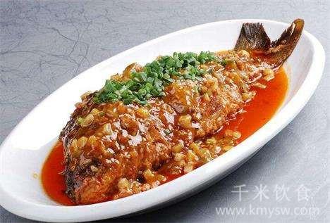 红烧鲤鱼的做法及介绍