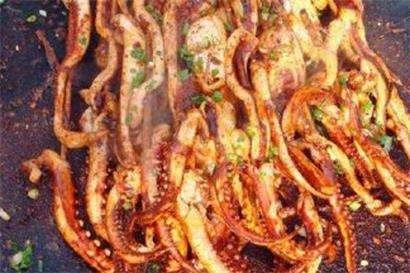 一口鱿鱼相当于十口肥肉?---千米饮食网