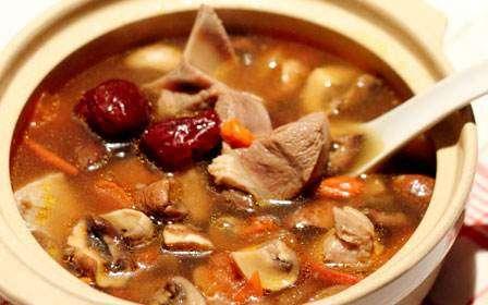 """六种暖身美食 温暖冬季""""阳虚""""体质"""