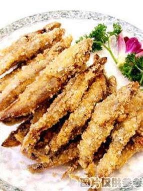 炸香精鱼的做法及介绍---千米饮食网