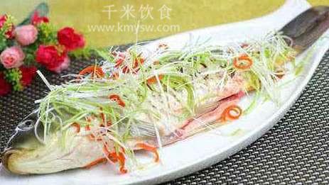 葱油鲤鱼的做法及介绍---千米饮食网