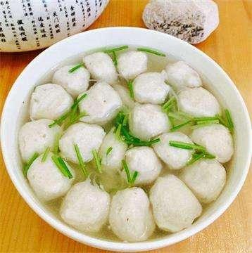 醋椒鱼丸的做法及介绍---千米饮食网
