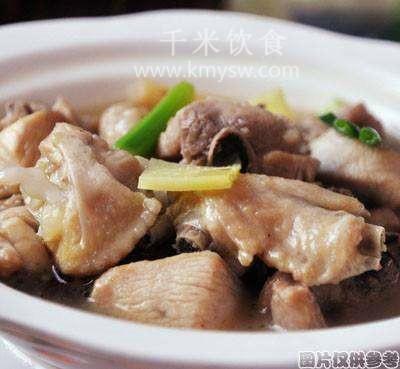 党参煨羊肉的做法及介绍---千米饮食网