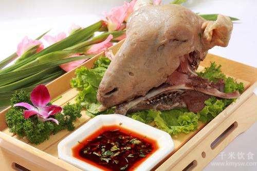 羊头菜的做法及介绍---千米饮食网