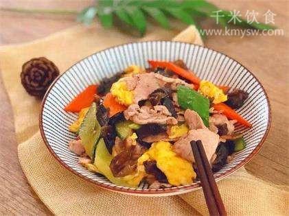 木樨肉的做法及介绍---千米饮食网