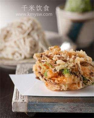 烩虾麸的做法及介绍---千米饮食网