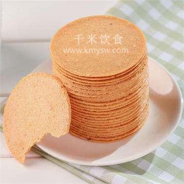 山药脆饼的做法及介绍---千米饮食网