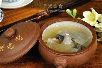 鸭汁烩鱼唇的做法及介绍---千米饮食网