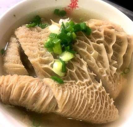 清汤炸肚的做法及介绍---千米饮食网