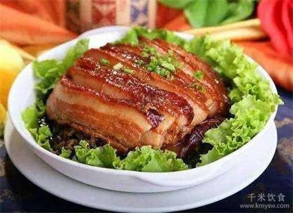 水晶扣肉的做法及介绍---千米饮食网
