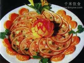七彩瓤猪肚的做法及介绍---千米饮食网