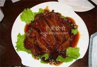 红扒羊肉的做法及介绍---千米饮食网