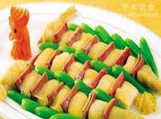 金华玉树鸡的做法及介绍---千米饮食网