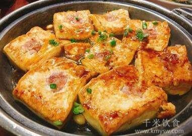 东江瓤豆腐的做法及介绍---千米饮食网