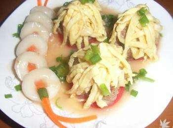 绣球燕菜的做法及介绍---千米饮食网