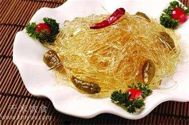 烧素鱼翅的做法及介绍---千米饮食网