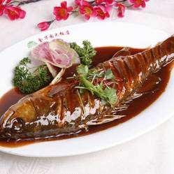 家常饣召子鱼的做法及介绍---千米饮食网(www.kmysw.com)