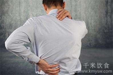 腰酸背痛怎么办 五个妙招来缓解---千米饮食网