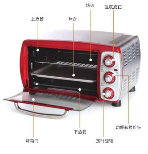 如何正确使用电烤箱?---千米饮食网