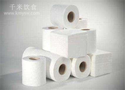 慎!卫生纸越白越毒---千米饮食网