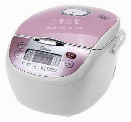 电饭煲有三个卫生死角---千米饮食网(www.kmysw.com)