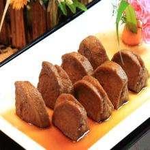 素鸡的做法及介绍---千米饮食网(www.kmysw.com)