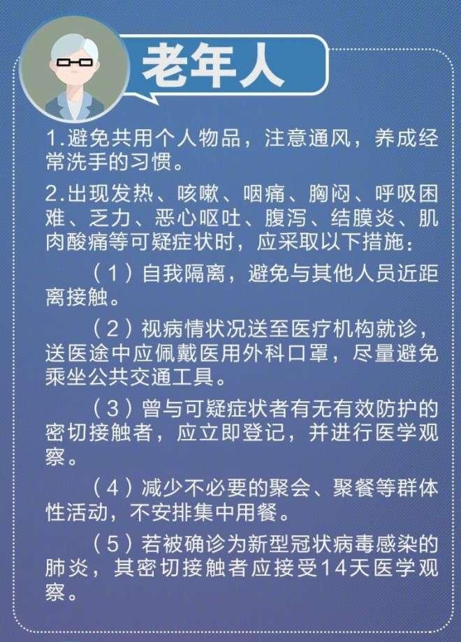 关于新冠肺炎:老年人如何做好防护工作?---千米饮食网