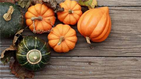 初秋食南瓜的好处,立秋吃南瓜非常有益