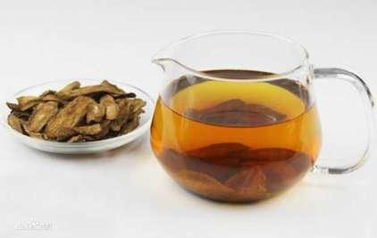 牛蒡茶的功效与作用及禁忌