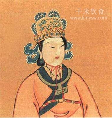 一代女皇 武则天的不老驻颜秘诀---千米饮食网