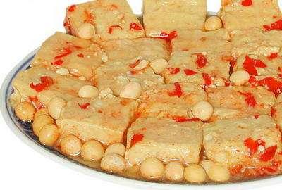 白鹤仙子谢恩 豆花店老板刘三娘做美味腐乳---千米饮食网